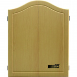 ONE80 Gable MDF Dartboard Cabinet ONE80 Gable MDF Dartboard Cabinet