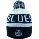 Burley Carlton Blues AFL Bar Beanie Burley Carlton Blues AFL Bar Beanie