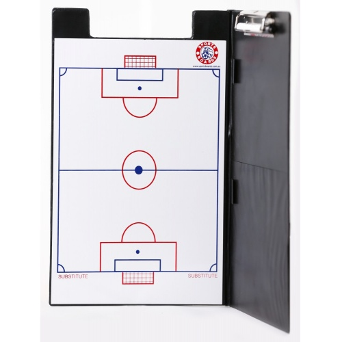Sports Boards Soccer Deluxe Coaches Folder