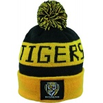 Burley Richmond Tigers AFL Bar Beanie Burley Richmond Tigers AFL Bar Beanie