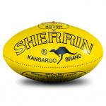 Sherrin KB Poly Football Yellow - SIZE 5 Sherrin KB Poly Football Yellow - SIZE 5