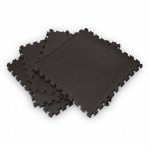 Bodyworx Interlock Floor Mat - BLACK Bodyworx Interlock Floor Mat - BLACK
