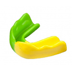 Signature Type 2 TEEN Mouthguard - GREEN/YELLOW Signature Type 2 TEEN Mouthguard - GREEN/YELLOW