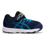 ASICS Contend 5 TS Boys Toddler Shoe - BLUE EXPANSE/ISLAND BLUE ASICS Contend 5 TS Boys Toddler Shoe - BLUE EXPANSE/ISLAND BLUE