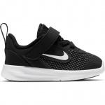 Nike Downshifter 9 Toddler Shoe - Black/White-Anthracite Nike Downshifter 9 Toddler Shoe - Black/White-Anthracite