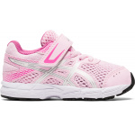 ASICS Contend 6 TS Toddler Shoe - Cotton Candy/White ASICS Contend 6 TS Toddler Shoe - Cotton Candy/White