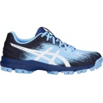 ASICS GEL-Hockey Typhoon 3 Women's Hockey Shoe - BLUE PRINT/WHITE ASICS GEL-Hockey Typhoon 3 Women's Hockey Shoe - BLUE PRINT/WHITE