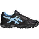 ASICS GEL-Blackheath Women's Hockey Shoe - Phantom/Blue Bell ASICS GEL-Blackheath Women's Hockey Shoe - Phantom/Blue Bell