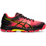 ASICS GEL-Hockey Typhoon 3 Womens Hockey Shoe - LASER PINK/BLACK - FEB 2020 ASICS GEL-Hockey Typhoon 3 Womens Hockey Shoe - LASER PINK/BLACK - FEB 2020