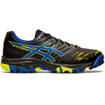 ASICS GEL-Blackheath 7 Mens Hockey Shoe - BLACK/ASICS BLUE - FEB 2020 ASICS GEL-Blackheath 7 Mens Hockey Shoe