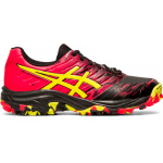 ASICS GEL-Blackheath 7 Womens Hockey Shoe - BLACK/SOUR YUZU ASICS GEL-Blackheath 7 Womens Hockey Shoe - BLACK/SOUR YUZU