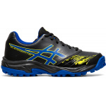 ASICS GEL-Blackheath 7 GS Kids Hockey Shoe - BLACK/ASICS BLUE ASICS GEL-Blackheath 7 GS Kids Hockey Shoe - BLACK/ASICS BLUE
