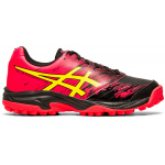 ASICS GEL-Blackheath 7 GS Kids Hockey Shoe - BLACK/Sour YUZU ASICS GEL-Blackheath 7 GS Kids Hockey Shoe - BLACK/Sour YUZU