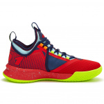AND1 Charge Adults Basketball Shoe - RED AND1 Charge Adults Basketball Shoe - RED