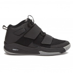 AND1 Gamma 3.0 DS Adults Basketball Shoe -Black/Silver AND1 Gamma 3.0 DS Adults Basketball Shoe -Black/Silver