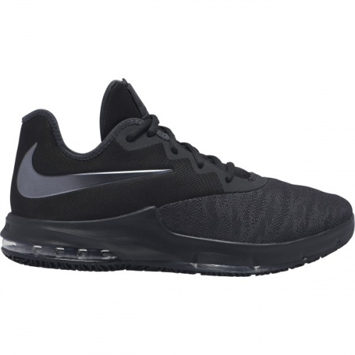 Nike Air Max Infuriate Low Adults Basketball Shoe - BLACK/MTLC DARK GREY-ANTHRACITE
