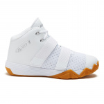 AND1 Chosen One II Adults Basketball Shoe - White/Gum AND1 Chosen One II Adults Basketball Shoe - White/Gum