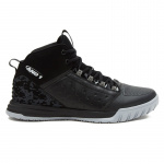 AND1 Pulse Adults Basketball Shoe - Black/Alloy/Silver AND1 Pulse Adults Basketball Shoe - Black/Alloy/Silver