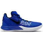 Nike Kyrie Flytrap II Adults Basketball Shoe - Racer Blue/Black-White Nike Kyrie Flytrap II Adults Basketball Shoe - Racer Blue/Black-White