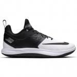 Nike Fly.By Low II Adults Basketball Shoe - BLACK/BLACK-WHITE