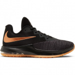 Nike Air Max Infuriate Low Adults Basketball Shoe - BLACK/METALLIC COPPER-THUNDER GREY Nike Air Max Infuriate Low Adults Basketball Shoe - BLACK/METALLIC COPPER-THUNDER GREY
