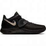 Nike Kyrie Flytrap III Adults Basketball Shoe - BLACK/MTLC GOLD STAR Nike Kyrie Flytrap III Adults Basketball Shoe - BLACK/MTLC GOLD STAR