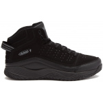AND1 Pulse 2.0 Adults Basketball Shoe - Black Nubuck AND1 Pulse 2.0 Adults Basketball Shoe - Black Nubuck