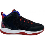 AND1 Blaze Adults Basketball Shoe - Black/Red AND1 Blaze Adults Basketball Shoe - Black/Red