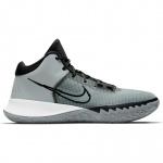 Nike Kyrie Flytrap 4 Adults Basketball Shoe - Wolf Grey/Black-White Nike Kyrie Flytrap 4 Adults Basketball Shoe - Wolf Grey/Black-White