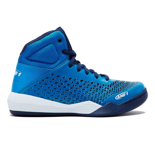AND1 Ascender MID Kids Basketball Shoe - MDW  ef9e77ff678