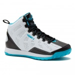 AND1 Show Out Mid Kids Basketball Shoe - WBA AND1 Show Out Mid Kids Basketball Shoe - WBA