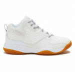 AND1 Cyclone Kids Basketball Shoe - White/Gum AND1 Cyclone Kids Basketball Shoe - White/Gum