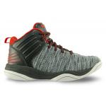 AND1 Spin Move Kids Basketball Shoe - BLACK/C.ROCK/NIMBUS CLOUD