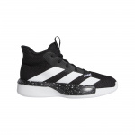Adidas Pro Next 2019 Kids Basketball Shoe - Core Black/FTWR White/Core Black Adidas Pro Next 2019 Kids Basketball Shoe - Core Black/FTWR White/Core Black