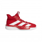 Adidas Pro Next 2019 Kids Basketball Shoe - Scarlet/FTWR White/Scarlet Adidas Pro Next 2019 Kids Basketball Shoe - Scarlet/FTWR White/Scarlet