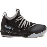 AND1 Takeoff Kids Basketball Shoe - Black/Alloy AND1 Takeoff Kids Basketball Shoe - Black/Alloy