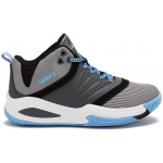 AND1 Take Off 2.0 Kids Basketball Shoe - Alloy/Castlerock AND1 Take Off 2.0 Kids Basketball Shoe - Alloy/Castlerock