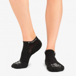 Thorlo Experia Coolmax Micro Mini Technical Socks - BLACK/BLACK Thorlo Experia Coolmax Micro Mini Technical Socks - BLACK/BLACK
