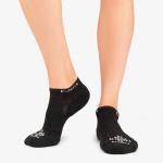 Thorlo Experia Coolmax Micro Mini Technical Socks - BLACK/BLACK Thorlo Experia Coolmax Micro Mini Technical Socks - BLACK/BLACK