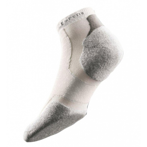 Thorlo Experia Coolmax Micro Mini Technical Socks - WHITE