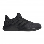 Adidas GameCourt Men's Tennis Shoe - Core Black/Core Black/Core Black Adidas GameCourt Men's Tennis Shoe - Core Black/Core Black/Core Black