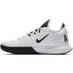 Image 2: Nike AIR MAX WILDCARD Men's Tennis Shoe - WHITE/BLACK
