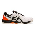 ASICS GEL-Dedicate 6 Men's Tennis Shoe - WHITE/BLACK ASICS GEL-Dedicate 6 Men's Tennis Shoe - WHITE/BLACK