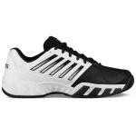 K-SWISS Bigshot Light 3 Men's Tennis Shoe - WHITE/BLACK K-SWISS Bigshot Light 3 Men's Tennis Shoe - WHITE/BLACK