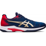 ASICS GEL-Solution Speed FF Men's Tennis Shoe - PEACOAT/CHAMPAGNE ASICS GEL-Solution Speed FF Men's Tennis Shoe - PEACOAT/CHAMPAGNE
