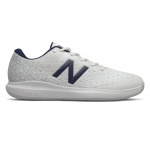 New Balance FuelCell 996v4 2E WIDE Mens Tennis Shoe - WHITE/GREY New Balance FuelCell 996v4 2E WIDE Mens Tennis Shoe - WHITE/GREY