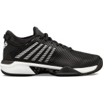 K-Swiss HYPERCOURT SUPREME Mens Tennis Shoe - BLACK/WHITE K-Swiss HYPERCOURT SUPREME Mens Tennis Shoe - BLACK/WHITE