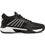 K-Swiss HYPERCOURT SUPREME Mens Tennis Shoe - BLACK/WHITE K-Swiss HYPERCOURT SUPREME Mens Tennis Shoe - BLACK/WHITE