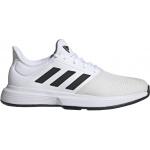 Adidas GameCourt Mens Tennis Shoe - FTWR White/Core Black/Grey One Adidas GameCourt Mens Tennis Shoe - FTWR White/Core Black/Grey One