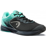HEAD Sprint Team 3.0 Mens Tennis Shoe - BLACK/TEAL HEAD Sprint Team 3.0 Mens Tennis Shoe - BLACK/TEAL